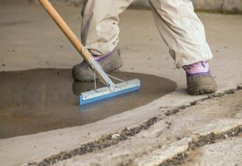 Imperméabilisez le sol dans la salle de bain sous la tuile avec vos propres mains
