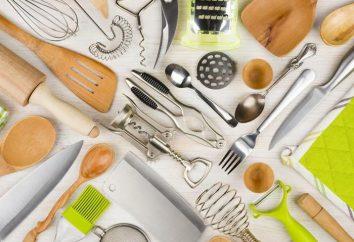 Suppe und welche Lebensmittel sollten in der Küche eines jeden Koch anwesend sein?