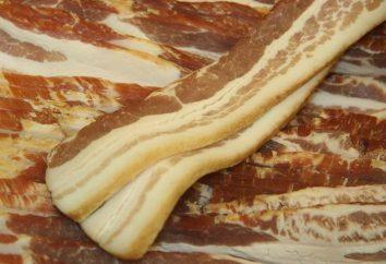 Ricette casalinghe: pancetta affumicata