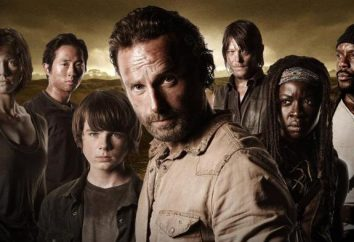"""Serial """"The Walking Dead"""": recenzje, aktorów i role"""