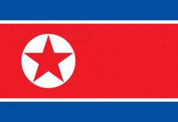 Półwysep Koreański: obszar, ludność, historia