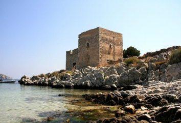 péninsule du Péloponnèse et ses attractions