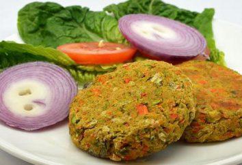 hamburger vegetariani: ricetta