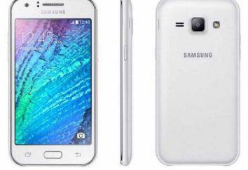 Samsung Galaxy J7: szczegółowy opis
