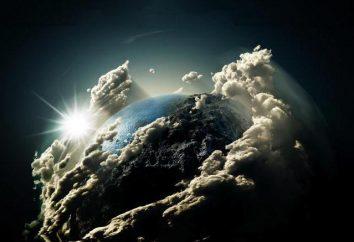 La masse fondue, qui est sous la croûte terrestre. La structure de la Terre. Mystères de la planète Terre