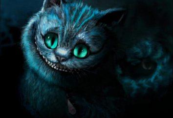 Tajemniczy Kot Cheshire. Co robi uśmiech z Cheshire Cat?