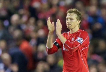 Lucas Leiva: trzydzieści opornik, który reprezentował Liverpool