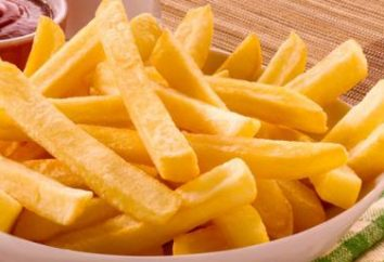 frites dans une protéine dans le four. frites dans multivarka – recette