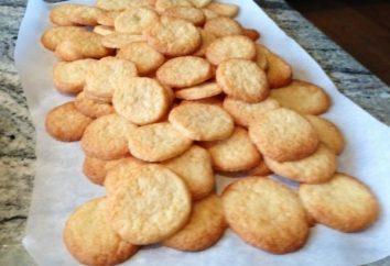 biscoitos de limão. 2 um processo de cozedura