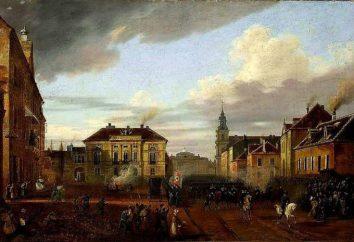 A revolta na Polônia de 1830-1831: causas, a guerra, os resultados de