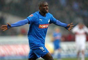 El delantero senegalés Demba Ba