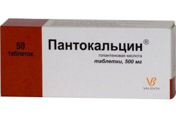 """El medicamento """"Pantokaltsin"""" para los niños. niños """"Pantokaltsin"""" – comentarios. """"Pantokaltsin"""" para los niños – Instrucciones"""