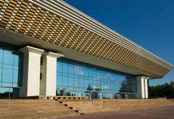 Pałac Republiki (Almaty): historia, opis, położenie