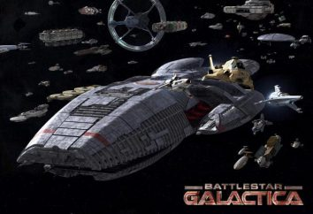 """""""Battlestar"""" Galactica « : les acteurs, les rôles, les médias histoire de la franchise"""