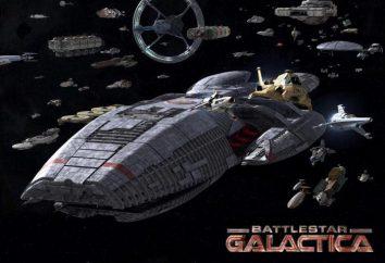 """Battlestar"" Galactica "": aktorzy, role, historia mediów franczyza"