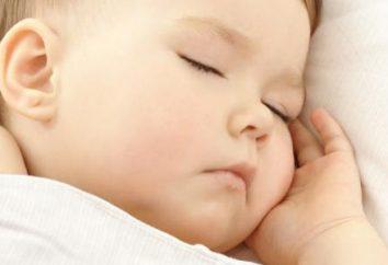 Como desmamar uma criança a comer à noite? formas eficazes