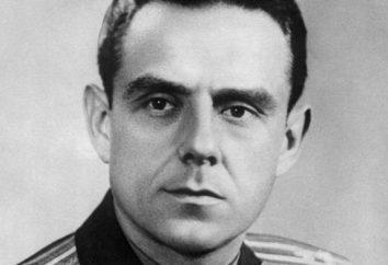 "cosmonauta Komarova Vladimira Mihaylovicha morte. ""Soyuz-1"""