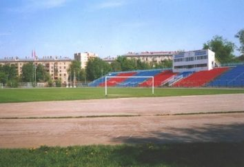 CSKA-Stadion in der Vergangenheit und in der Zukunft