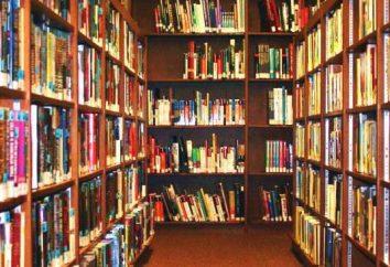 Flibusta: bibliothèque genres