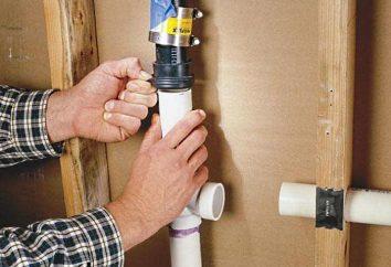 HDPE Rohr: Installation ihrer Hände, vor allem die Installation und Einweisung