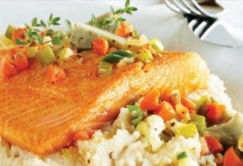 Come cucinare le trote di pesce. Trota cotta in forno – cosa c'è di meglio!