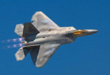 """""""Raptor"""" F-22 (F-22 Raptor) – un caccia multiruolo di quinta generazione"""