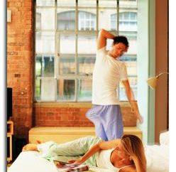 Por que os homens têm uma ereção de manhã? parecer científico