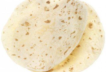 plats pita minces: recettes avec photos