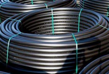 HDPE Wasserrohre – die ideale Lösung für Land