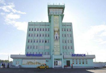 Bryansk Airport: Beschreibung und Aktivitäten