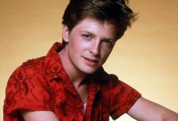 Aktor Michael J. Fox :. Filmografia, Biografia i historia sukcesu