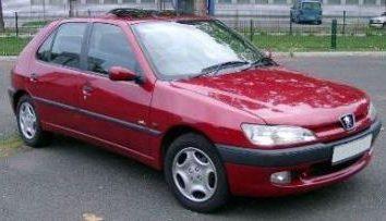 Peugeot 306 samochodów najlepsze tradycje
