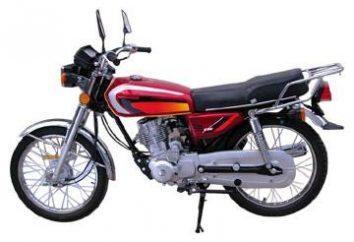 Motocicletas são 125 cubos. Motos leves: foto, preços