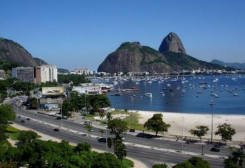 Föderativen Republik Brasilien: allgemeine Beschreibung, Bevölkerung und Geschichte