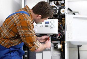 aquecimento colector para a sala de caldeira. SNIP: instalações de caldeiras. Equipamento para caldeiras para a caldeira