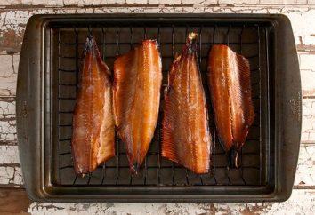 Wskazówki: jak palą ryby w wędzarni