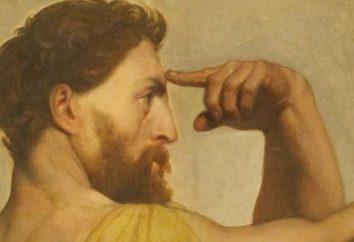 """Siedem geniusz – pochodzenie phraseologism. Wartość przysłowie, """"Siedem przęseł w czoło"""""""