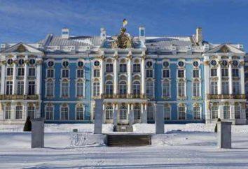 Elżbietański architektury barokowej z Petersburga: opis, cechy i właściwości
