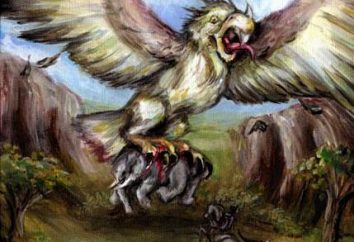Roc – um monstro alado da antiguidade