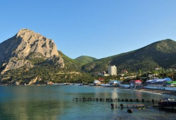 Sudak … Avis de touristes: vous devez aller!