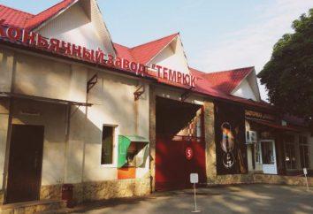 """Brandy Fabryka """"Temryuk"""": jakość, sprawdzone przez lata"""