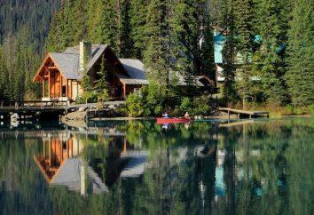 Lago Akakul: recreación, precios, servicios