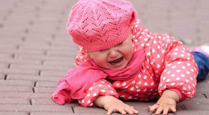 Co Zrobić Jeśli Dziecko Upadł I Uderzył Się W Głowę