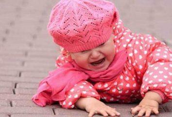 Co zrobić, jeśli dziecko upadł i uderzył się w głowę? Komorowski zaleca …