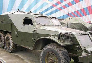 Radziecki transporter opancerzony BTR-152: Dane techniczne