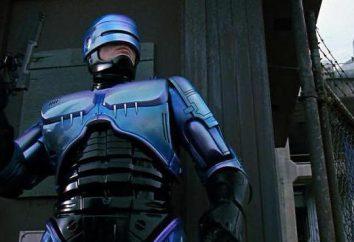 """""""Robocop"""" filmes: atores, papéis, enredo, fatos interessantes e comentários"""
