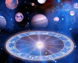 Symbol planety w astrologii