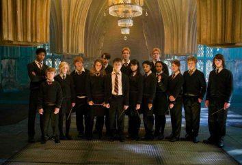 """Che ha giocato personaggi minori nel film """"Harry Potter e l'Ordine della Fenice""""? Attori, rimanendo """"in ombra"""""""