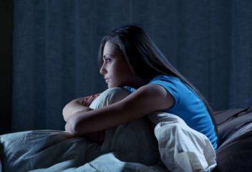 Insonnia negli adolescenti: cause e trattamento