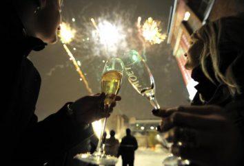 Où passer l'entreprise du Nouvel An?